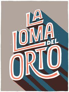 Creative Lettering by Jorge Lawerta | Inspiration Grid | Design Inspiration