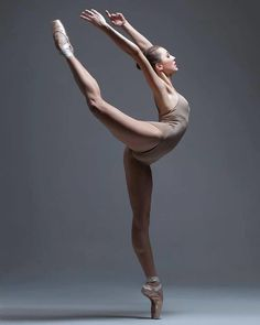 the dancer by Alexander Yakovlev - Photo 134439115 - < ballet pose