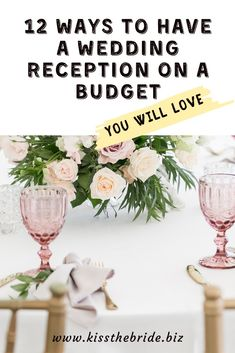 These are the best wedding planning tips you will need if your wedding planning on a budget. The wedding reception is the biggest area of spend and this post shows you how you can save a lot of money on this area. #weddingreceptionbudget #budgetwedding #weddingonabudget Wedding Reception On A Budget, Destination Wedding Decor, Wedding Planning On A Budget, Low Cost Wedding, Wedding Tips, Diy Wedding Hacks, Wedding Trends, Fall Wedding, Rustic Wedding
