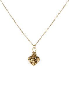 Shoptiques — Antique Heart Necklace