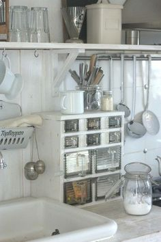 Lovely Shabby Kitchen
