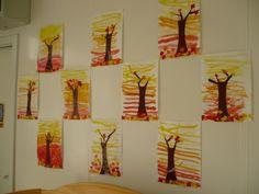 arbres tardor