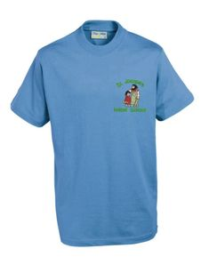 8a9b892ac75a ST JOSEPH'S INFANTS SCHOOL P E T-SHIRT St Joseph, Infants, Toddlers, Babys