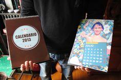Diseño de calendario 2013