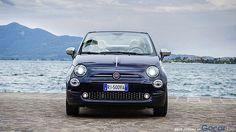 The new Fiat 500 Riva