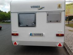 caravana vimara 410vip,ano 1998, Novembro/98 - à venda - Autocaravanas, Leiria - CustoJusto.pt