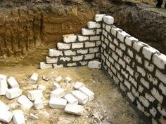 How to restore old stone basement walls faux stone for Crawlspace to basement conversion cost