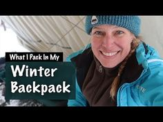What's In My Winter Backpack - Spirit Forest - -Ep