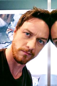 Hi this is my first tweet…shit I've changed.James McAvoy  —via @HuffPostLive  (x)