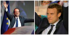 À Marseille : Saint Macron, le prédicateur a exalté sa foi en son Saint patron Hollande
