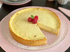 VÍKENDOVÉ PEČENÍ Home Recipes, Baked Goods, Cheesecake, Pudding, Baking, Pastries, Pizza, Blog, Lemon