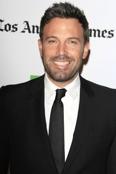 2012 Entertainer of the Year: Ben Affleck