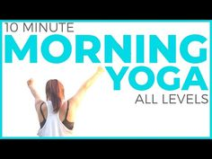 Checkout this list of 50 free ten minute workouts for depression and anxiety. Perfect for getting a workout in when you're stressed or tired. 10 Minute Morning Yoga, Morning Yoga Workouts, Morning Workout Routine, Tricep Workout With Dumbbells, Essential Oils Sore Muscles, Yoga For Pcos, Ten Minute Workout, Workout For Beginners, Beginner Exercise