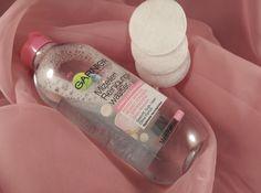 Abschminken mit dem gewissen Etwas – Garnier Mizellen Reinigungswasser   Moni looks...