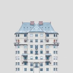 """""""Urban Symmetry"""", a series of minimalist architecture photographs taken by Zsolt Hlinka. With """"Urban Symmetry"""", Hungarian photographer Zsolt Hlinka has Symmetry Photography, Photography Series, World Photography, Photography Awards, Grand Budapest Hotel, Minimalist Architecture, Classic Architecture, Amazing Architecture, Contemporary Architecture"""