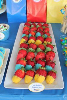 idea for rainbow party