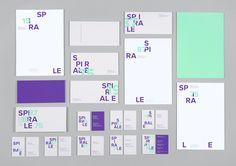 European Design - Spirale Architectes Visual Identity