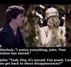 That should happen in Sherlock season 4