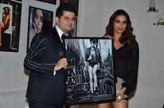 #Bollywood #Fashion Frenzy At Daboo Ratanani 2014 #Calendar Launch