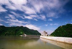 集集攔河堰 Taiwan