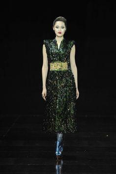 Défilé Guo Pei Haute Couture automne-hiver 2016-2017 6