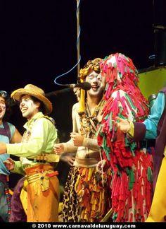 Murga Queso Magro #carnaval del #Uruguay