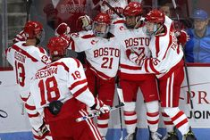 Boston University is a leading private research institution with two primary campuses in the heart of Boston and programs around the world. Hockey Games, Ice Hockey, Boston University, Me Now, Rowing, New Experience, Athlete, Champion, News