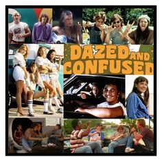"""""""Dazed & Confused"""" by s246 ❤ liked on Polyvore featuring art, throwback, 70s, film and screenstyle"""