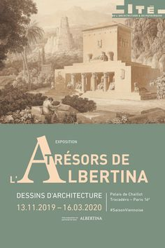 Trésors de l'Albertina. Dessins d'architecture - DESSIN OU PEINTURE Villa Savoye, Expositions, Parcs, All Over The World, Prints, Movie Posters, Painting, Milan Cathedral, Film Poster