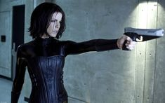 Kate beckinsale 719206 widescreen desktop mobile iphone android hd wallpaper and desktop. Underworld Selene, Underworld Movies, Underworld Werewolf, Kate Beckinsale Hair, Underworld Kate Beckinsale, Female Movie Characters, Carrie Anne Moss, Noomi Rapace, Female Vampire