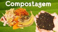 """""""A verdade que você precisa saber sobre compostagem"""""""