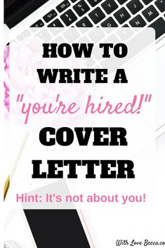 Cover Letter Writing Tips from a Career Coach (And a Preschooler Cover letter tips to help you get hired! Use this job search advice to make sure that your cover letter gets noticed. Includes a little job search humor and parenting humor too! Cover Letter Tips, Writing A Cover Letter, Cover Letter For Resume, Cover Letter Template, Job Cover Letter Examples, Creative Cover Letter, Best Cover Letter, Cover Letter Design, Job Interview Questions