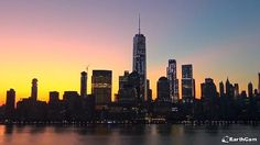 EarthCam - World Trade Center Cams Trade Centre, World Trade Center, Memorial Museum, Lower Manhattan, Live In The Now, State Parks, New York Skyline, Nyc, Travel