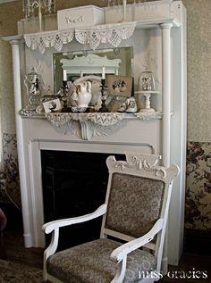 miss gracie's house: all i got...white wednesday