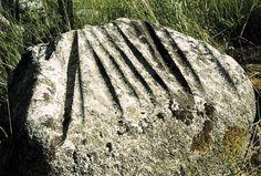 La isla sueca de Gotland alberga la mayor concentración de piedras estriadas de toda Europa