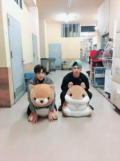 Gongchan and Baro