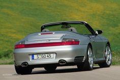 PORSCHE 911 Carrera 4S Cabriolet (996)