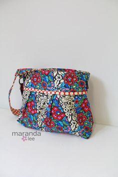 READY to SHIP Stella Diaper Bag Medium Trapeze by marandalee, $78.00  Baby Gear Nappy Bag