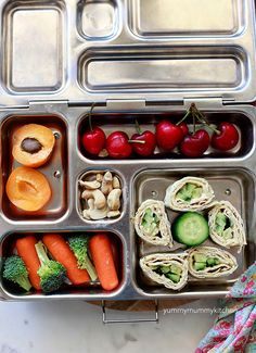 Yummy Mummy Kitchen: 5 more healthy lunches with Planetbox | www.yummymummykitchen.com
