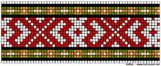 Inkle Weaving Patterns, Finger Weaving, Inkle Loom, Card Weaving, Loom Beading, Seed Beads, Cross Stitch Patterns, Tapestry, Embroidery