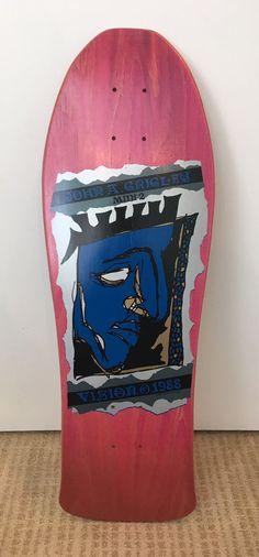 welcome skateboards skateboard decks pinterest - Skateboard Bank Beine