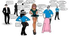 Search 'Crossdresser' on DeviantArt - Discover The Largest Online Art Gallery and Community This Man, My Man, Black Fishnets, Online Art Gallery, Crossdressers, Deviantart, Comics, Memes, Community