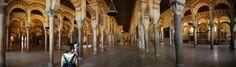 Córdoba interior de la Mezquita