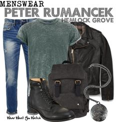 hemlock grove outfits - Google Search