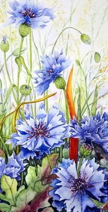 Maria Inhoven - Watercolor