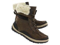 Merrell Womens TREMBLANT espresso waterproof winter boots