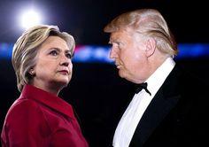 Donald Trump y Hillary Clinton están trabados en un empate en la contienda presidencial polarizada en tanto se aprestan a presentarse en la universidad Hofstra de Nueva York este lunes por la noche para uno de los debates más esperados en la política moderna.  Tanto el candidato Republicano como la candidata Demócrata obtienen un 46 por ciento de posibles votantes en una competencia cabeza a cabeza en la última encuesta nacional Bloomberg Politics, en tanto Trump obtiene un 43 por ciento…
