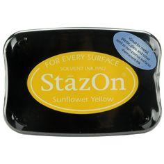 StazOn - Sunflower Yellow Tsukineko https://www.amazon.de/dp/B000GBRQ4Q/ref=cm_sw_r_pi_dp_x_YHmlybMV6QPA0