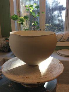 Porcelain bowel