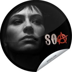 Sons of Anarchy Stickers: John 8:32 #SOAFX